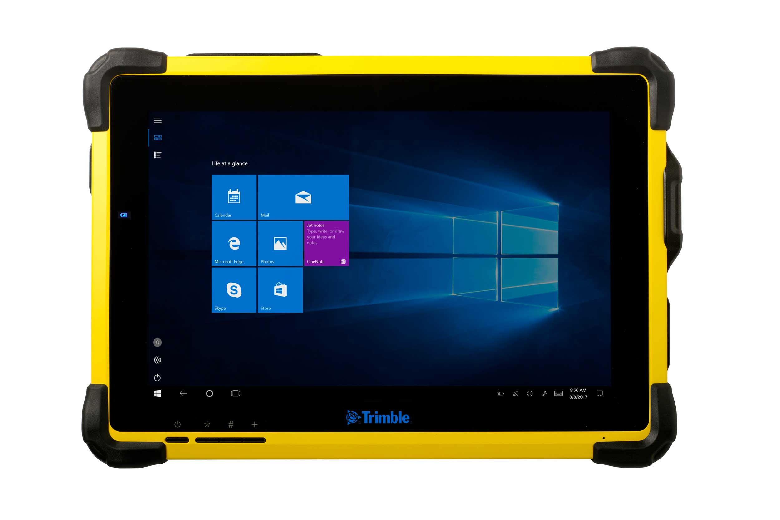 tablet pc trimble t10